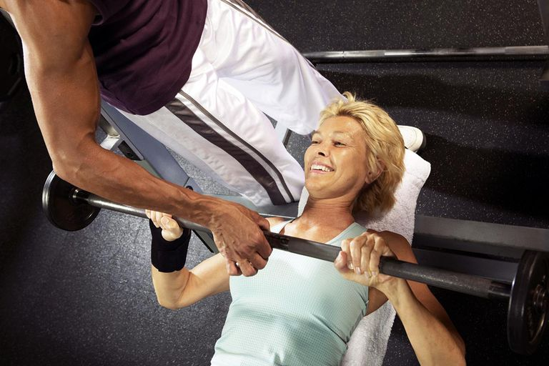 Strength training after age 50