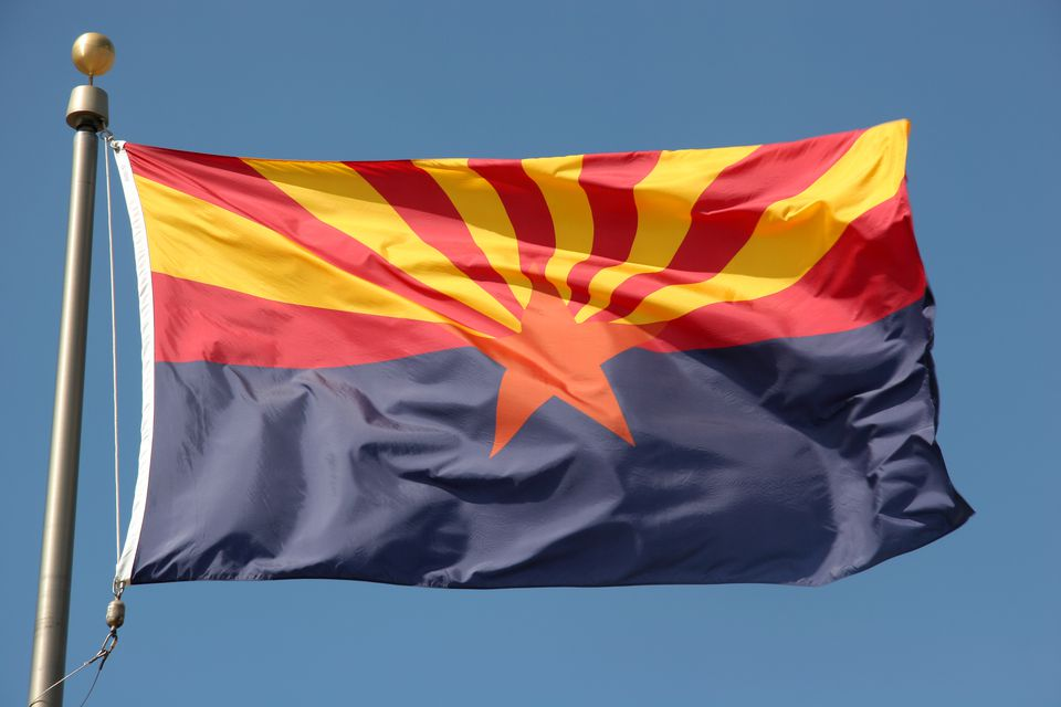 From TripSavvy: On February 14, 1912, Taft signed the proclamation making Arizona the 48th state, and the last of the contiguous states to be admitted to the union. It was the last of the 48 contiguous states to be admitted to the union.