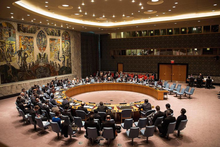United Nations Security Council Discusses Situation In Ukraine