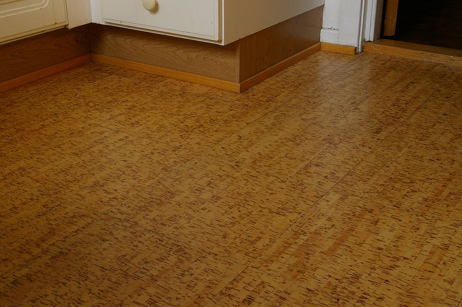cork flooring ideas