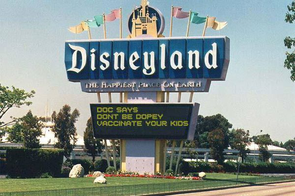The Disneyland Measles Outbreak has spread beyond Disney now