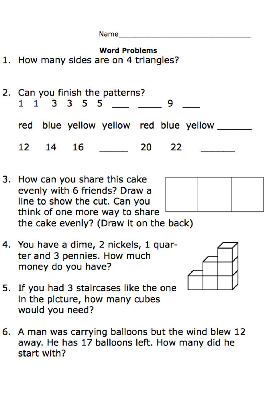 worksheet Challenging Order Of Operations Problems printable second grade math word problem worksheets