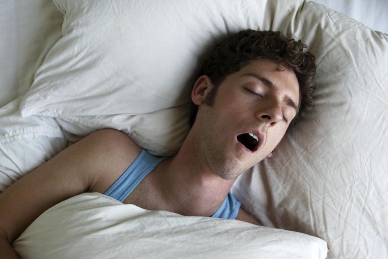 sleep apnea and high blood pressure