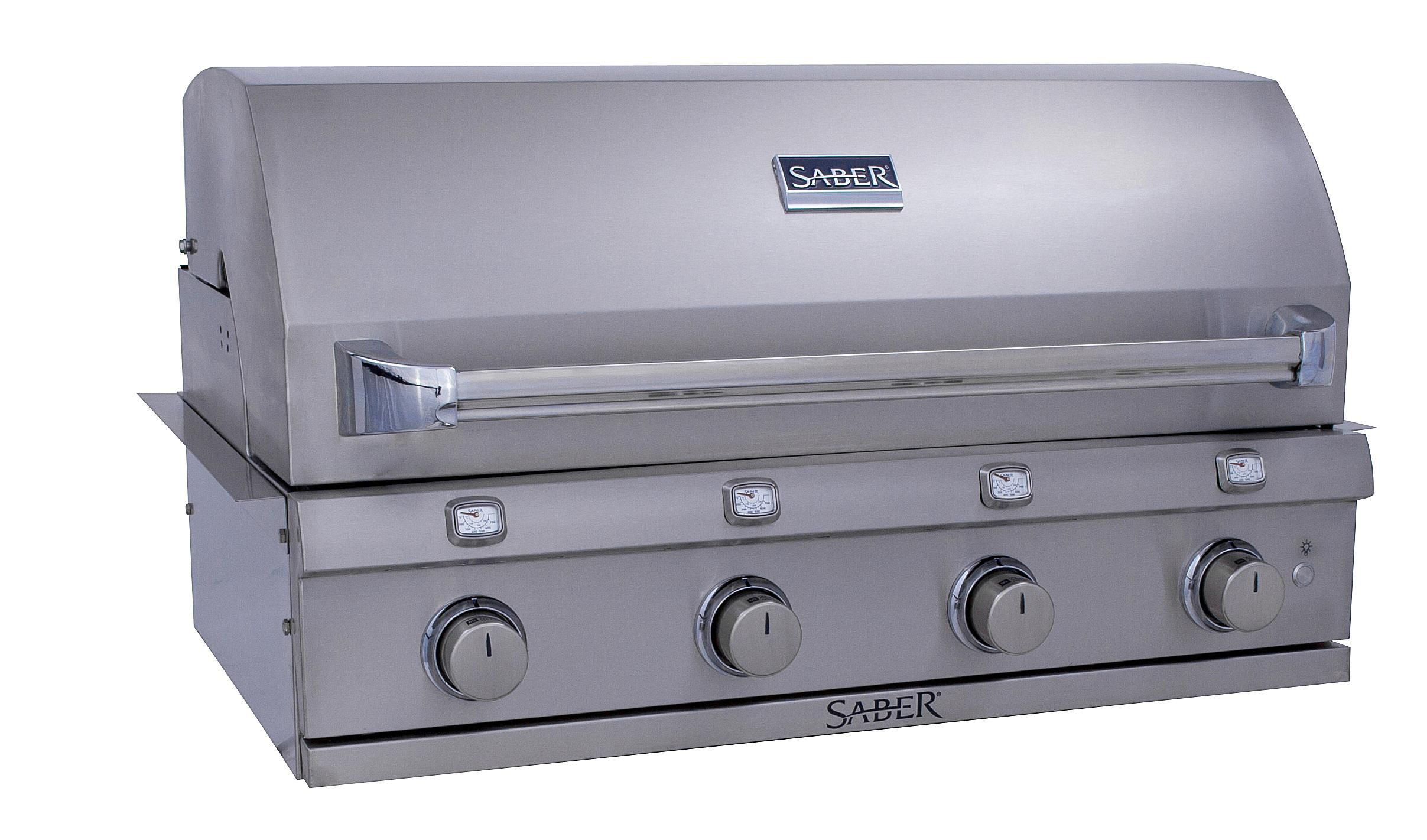 beefeater signature premium 4 burner gas grill review