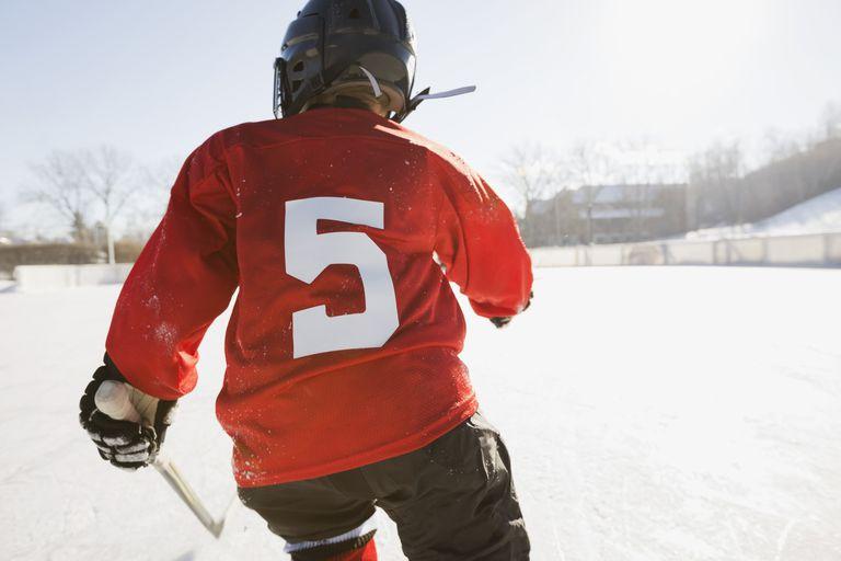 Figure Skating Helps Hockey Players