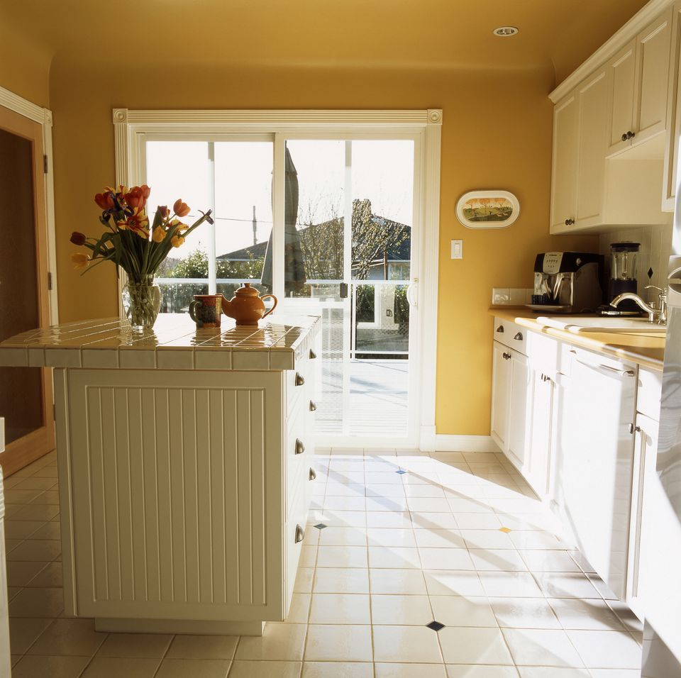 Colors You Can Paint Your Kitchen For Good Feng Shui: Feng Shui Gold: Decorate Your House With Gold & Yellow
