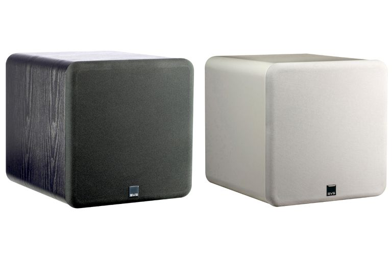 SVS SB-1000 Subwoofer - Black and White Versions