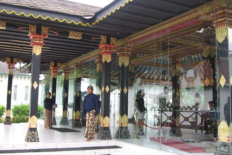 Line Art Yogyakarta : The yogyakarta kraton central java indonesia
