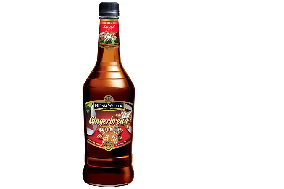 Hiram Walker Gingerbread Liqueur