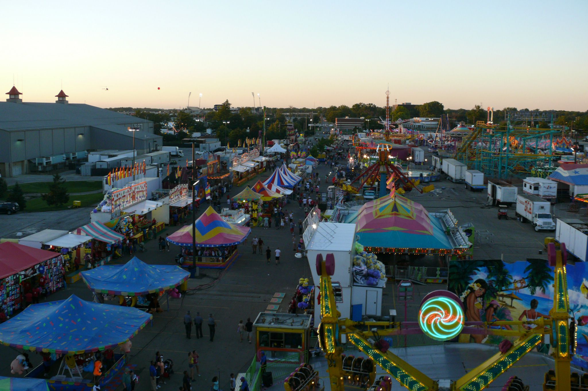 Ohio state fair general information tips and more for Craft show ohio state fairgrounds