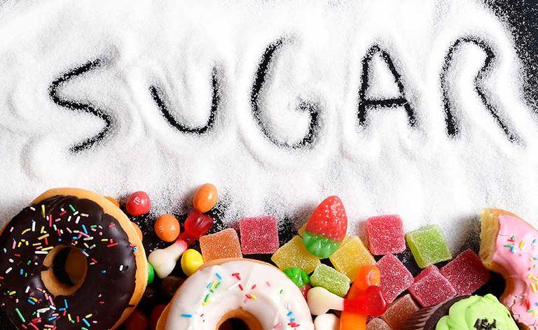 Azúcar, dulces