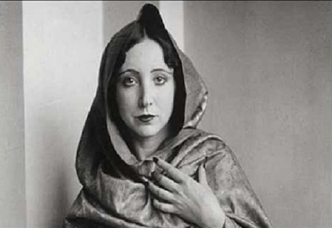 Anaïs Nin, escritora pionera en la literatura erótica.