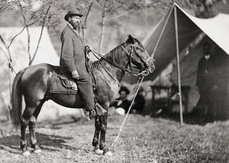 Allan Pinkerton During Civil War