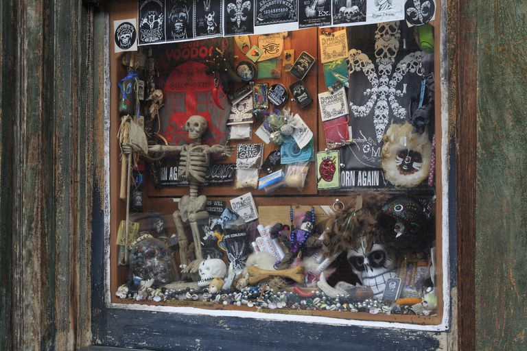 Voodoo display