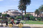 Vina del Mar Casino and Horse Carriage