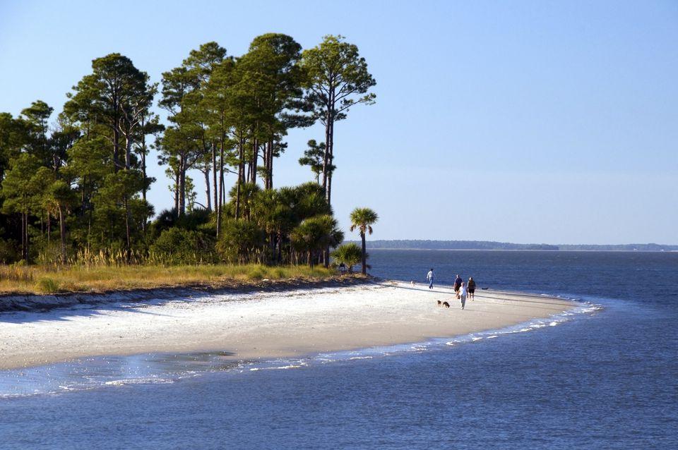 Best beach vacation spots southeast us for Best weekend getaways in southeast