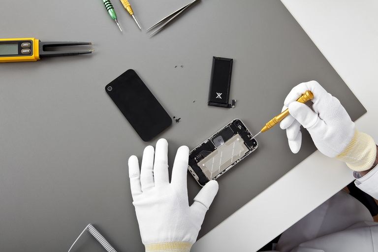 iPhone & iPod Battery Replacement