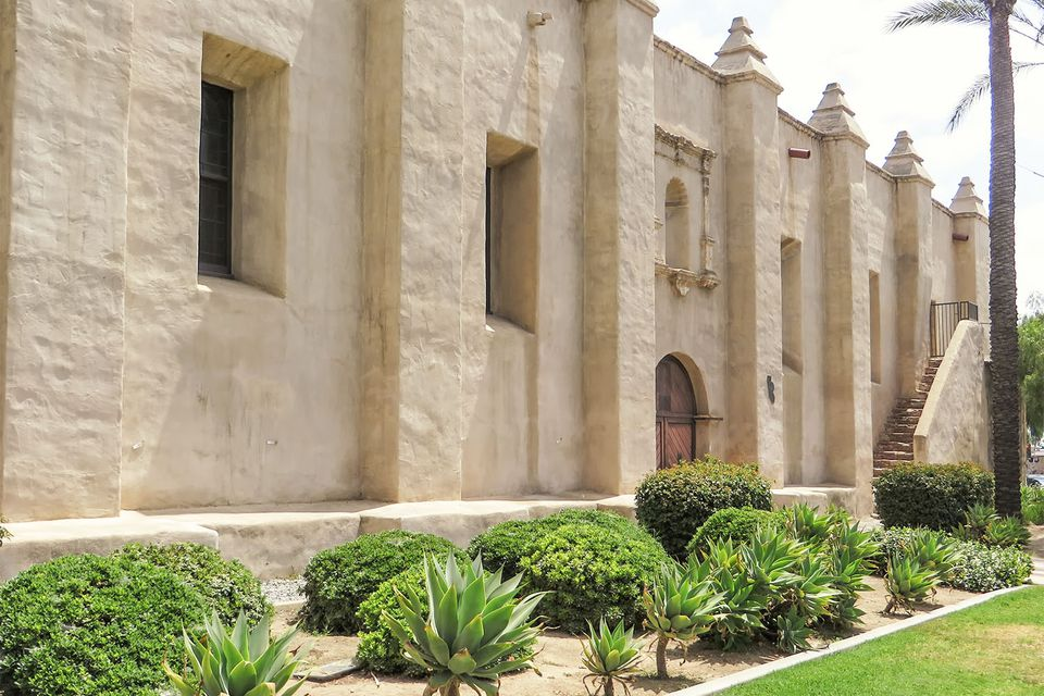 San Gabriel Mission For Visitors And Students