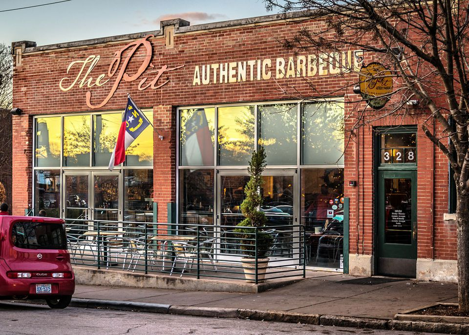The Pit Authentic Barbeque in Raleigh