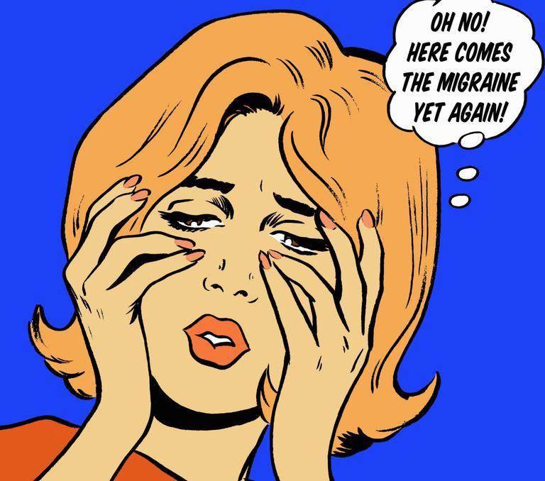 El dolor de cabeza es incapacitante y altera la calidad de vida