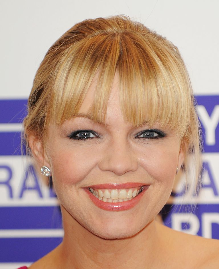 picture Celebrity Hairstyles Featuring Fringe Bangs