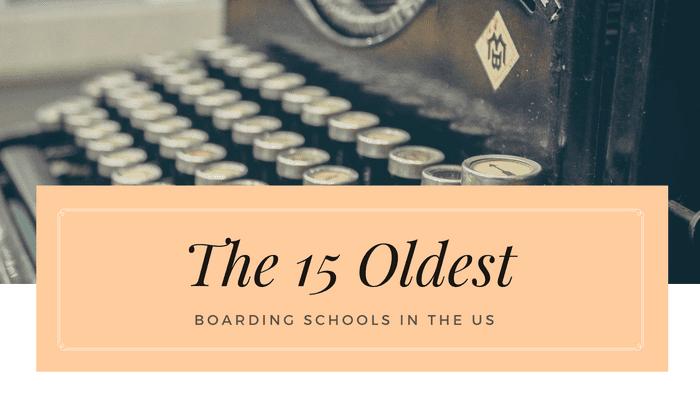 oldest boarding schools