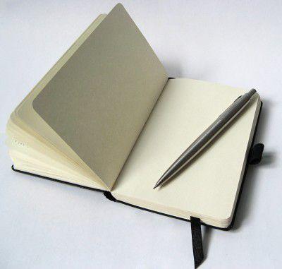 A journal wakes up mom's creativity