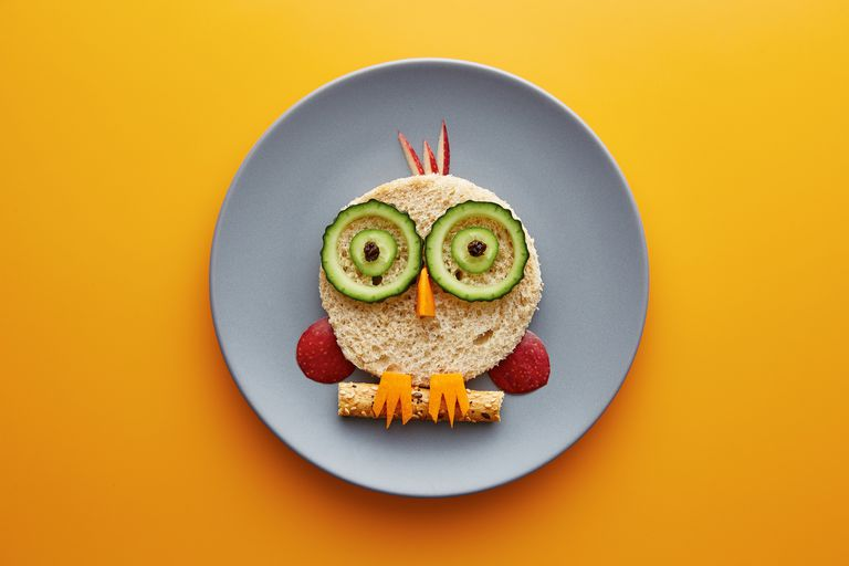Creative kids lunch