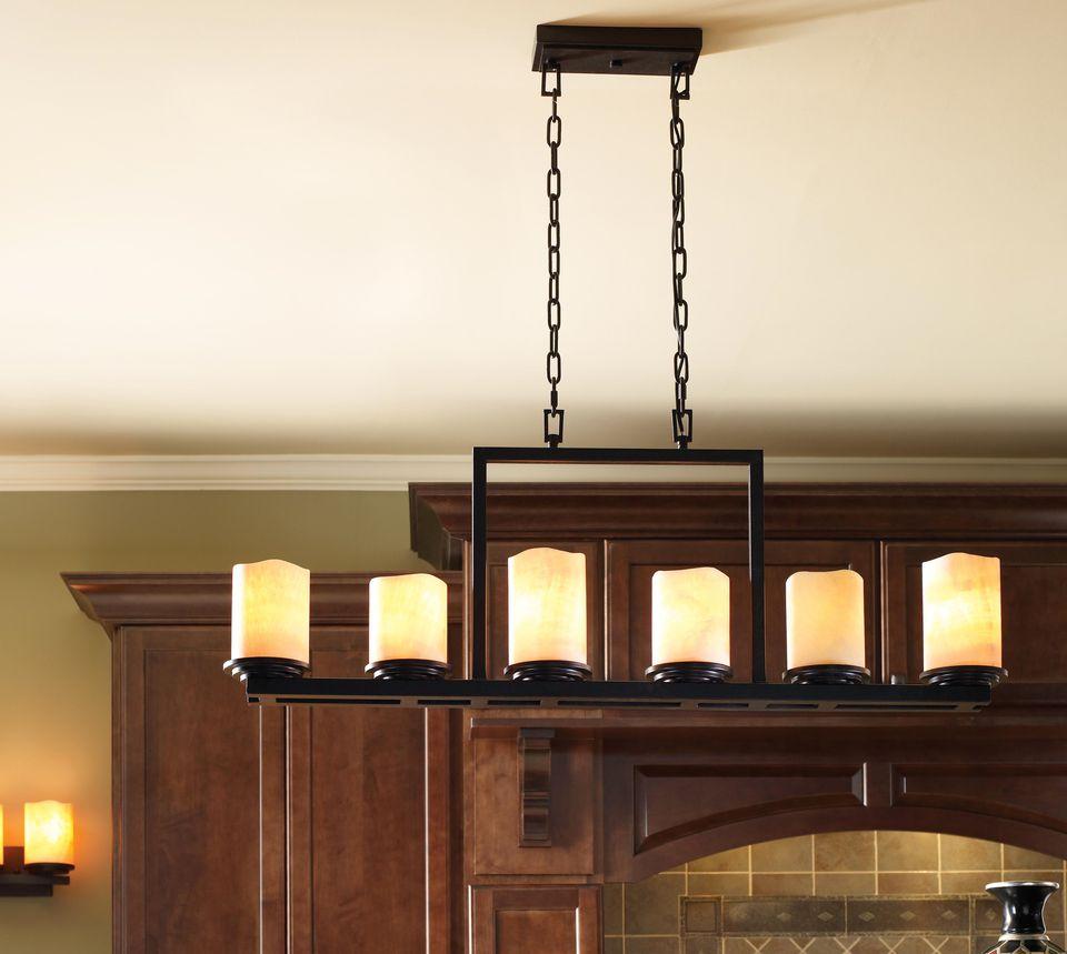 Kitchen Lighting Ideas - From Tracks to Pendants