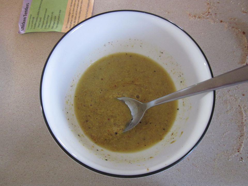 Chinese Mustard Dip