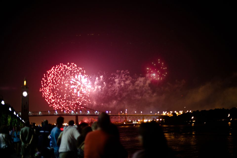 Montreal Canada Day 2016 events include the Old Port's free Fête du Canada activities.