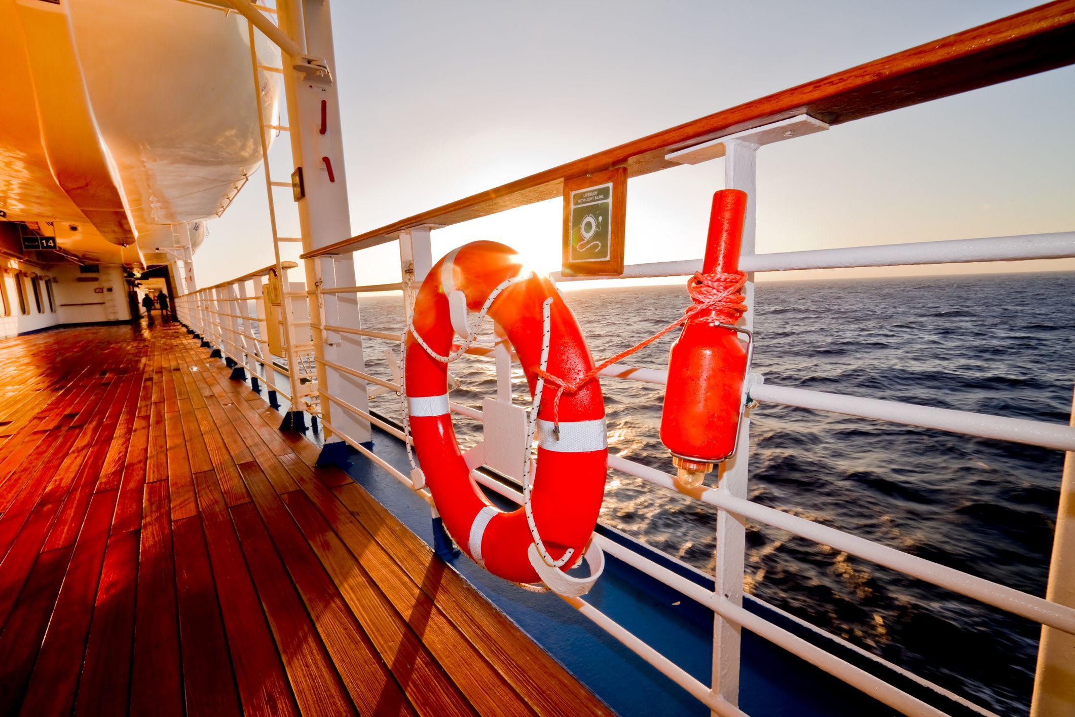 Could You Fall Overboard During Your Cruise