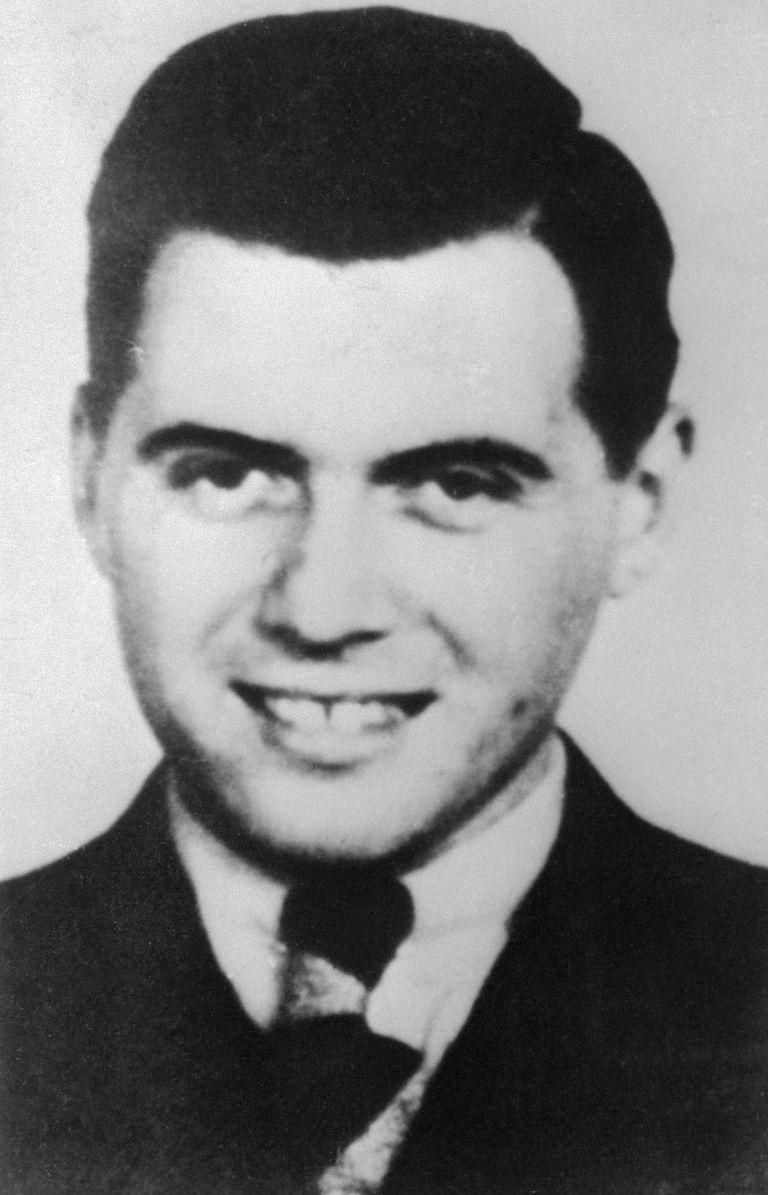 Nazi Medical Officer Joseph Mengele