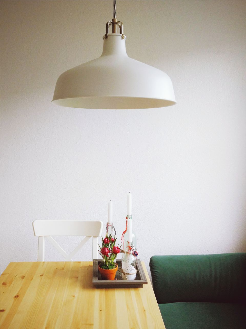 What is a pendant light?