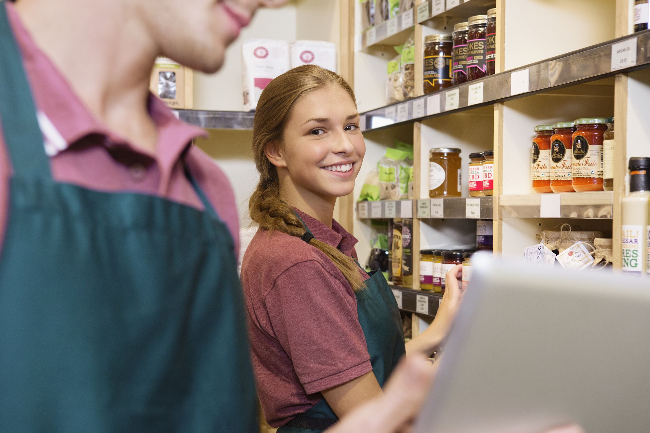 what high schoolers should look for in a part time job