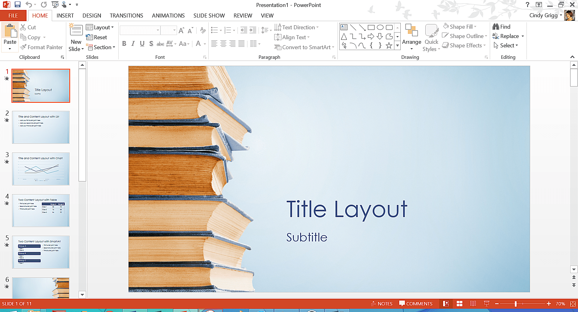 write faster with these microsoft office templates, Presentation templates