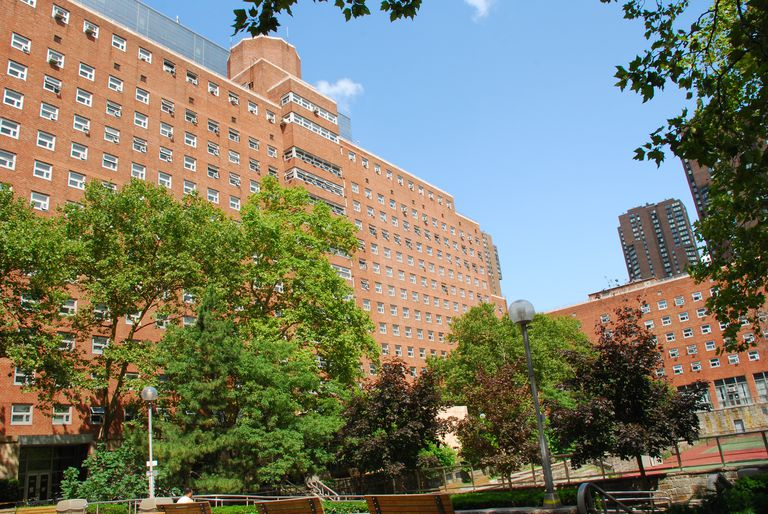 Hunter College, one of the senior CUNY colleges