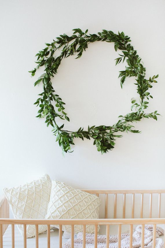 15 Ways to Decorate With Greenery