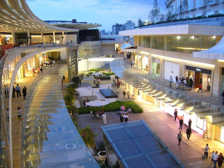 Centros comerciales de ciudad de m xico for Centro de salud ciudad jardin badajoz