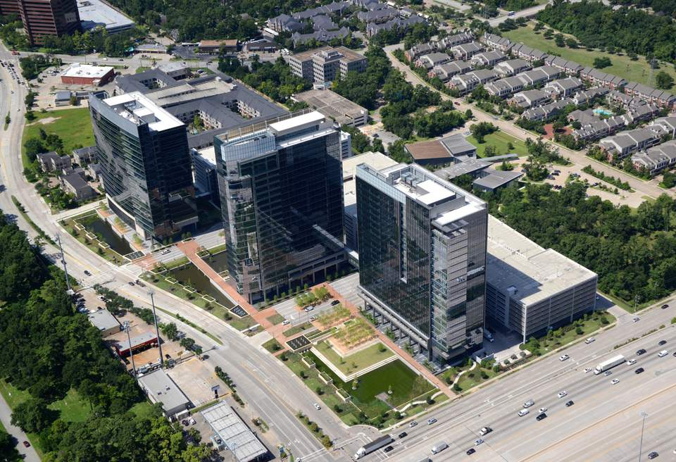 ConocoPhillips' offices in the Energy Corridor