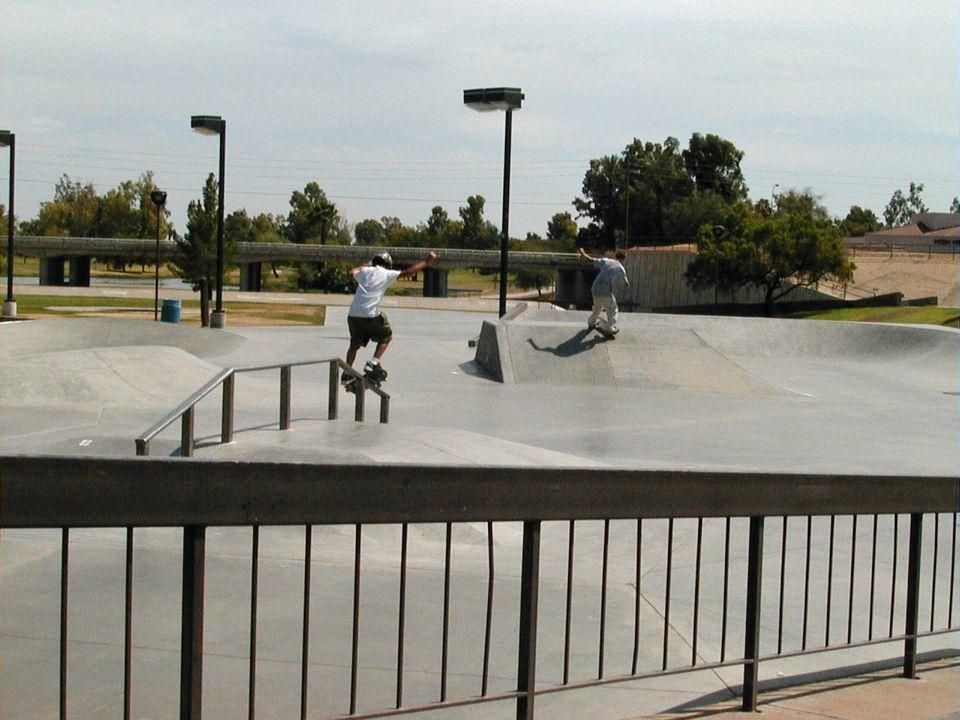 Phoenix Skate Park
