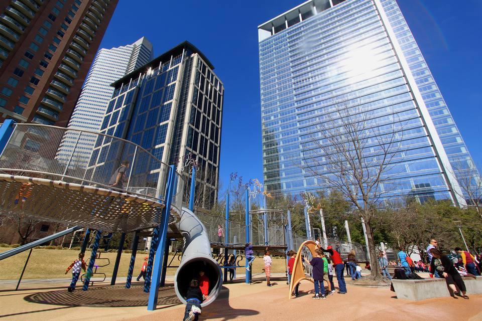 Houston Playgrounds