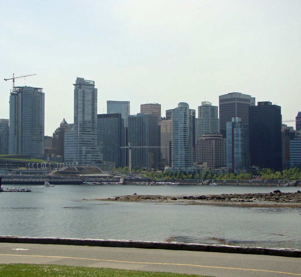 Vancouver is Canada's largest and most-visited west coast city.