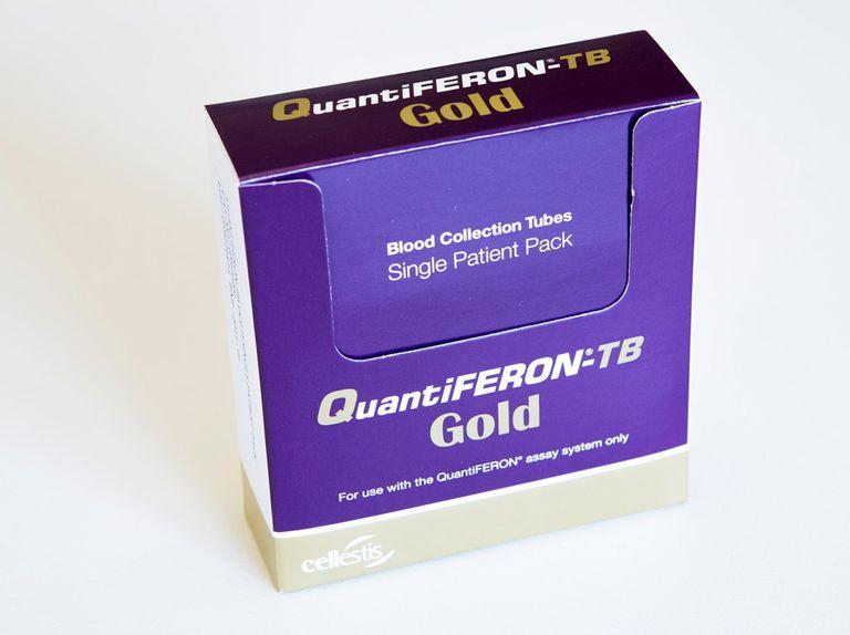 QuantiFERON-TB Gold in Tube
