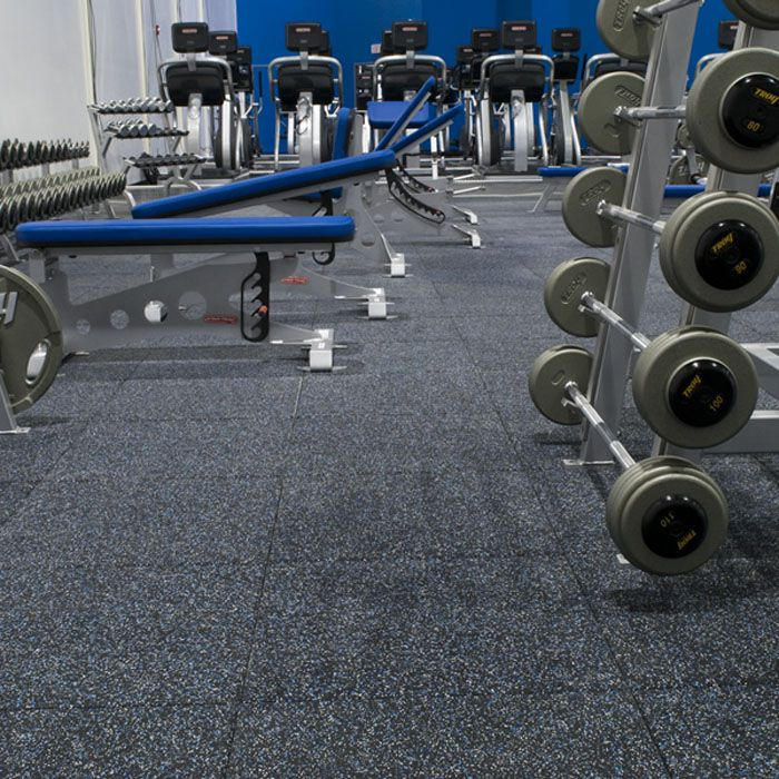 rubber gym floors
