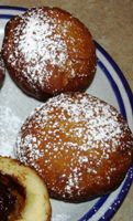 Fasching Donuts with Filling