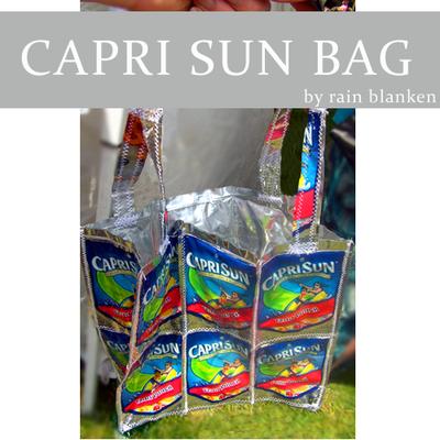 Capri Sun Craft Ideas
