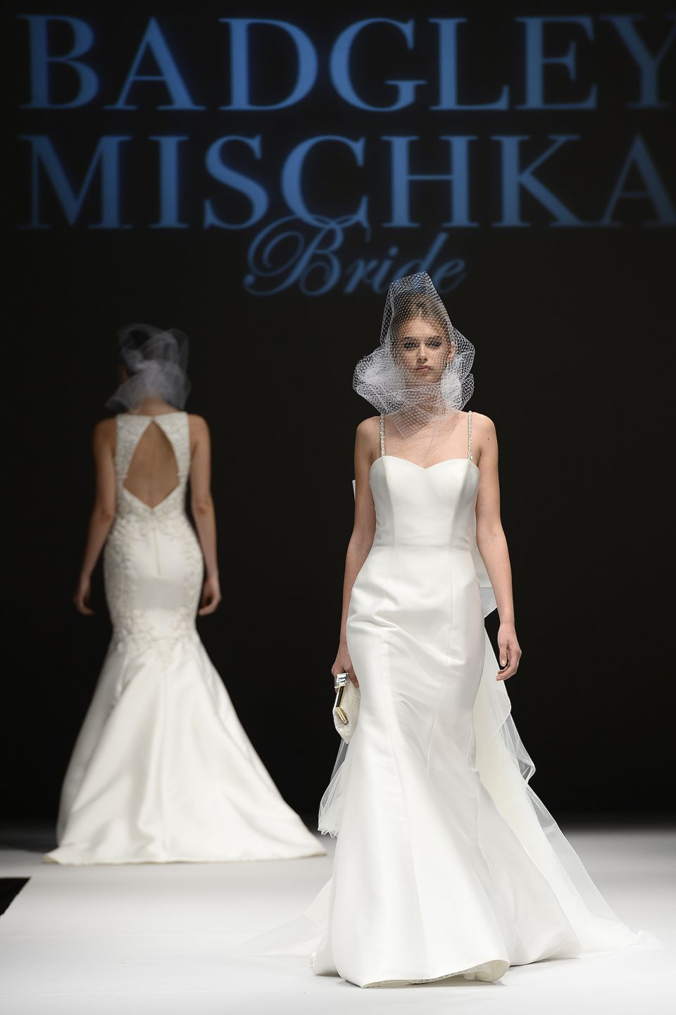 Badgley Mischka bridal gowns
