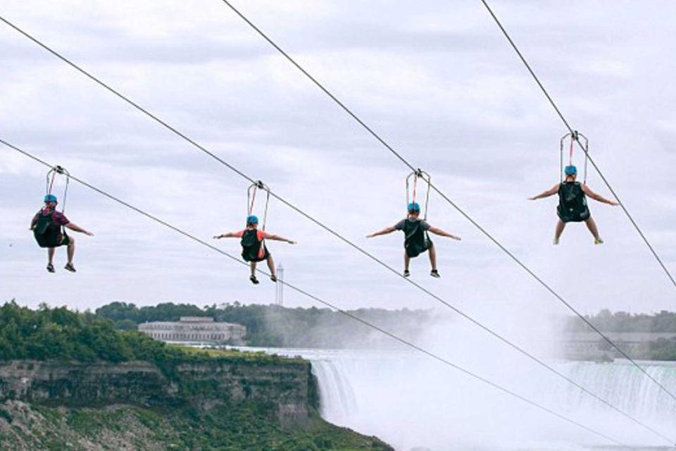 Niagara Falls zipline