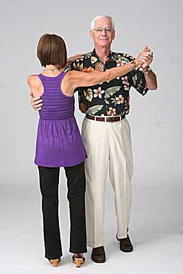 Learn the Basic Positions for Ballroom Dance
